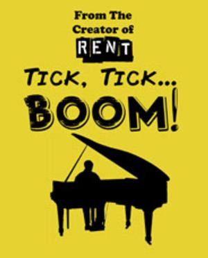 Curtain Call Productions Starts Studio Series with RENT Composer Autobiographical Musical TICK...TICK...BOOM!