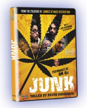Festival Satire Hit JUNK Comes to DVD Today