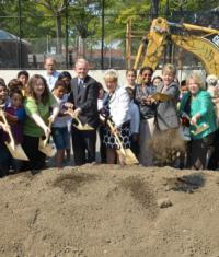 Torsney Playground Begins $1.4 Million Renovation