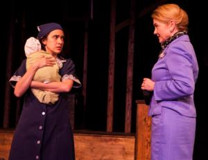BWW Reviews: Flux Theatre Ensemble's ONCE UPON A BRIDE THERE WAS A FOREST Combines Fairy Tale Troupes, 21st Century References