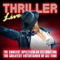 Save up to 55% on THRILLER LIVE at the Lyric Theatre