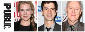 Breaking News: 'MUCH ADO' with Lily Rabe,  Hamish Linklater & KING LEAR with John Lithgow Set for The Public's 2014 Shakespeare in the Park Season