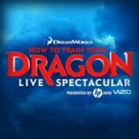 HOW TO TRAIN YOUR DRAGON Tour to Visit Fresno, San Jose, and More!