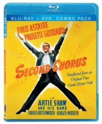 Fred Astaire Stars in SECOND CHORUS, Coming to Blu-ray/DVD Today