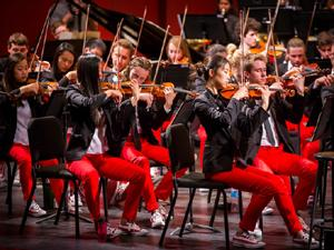 National Youth Orchestra of the USA Kicks Off 2015 China Tour Today
