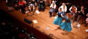 Alisdair Fraser & San Francisco Scottish Fiddlers to Play Harris Center, 4/16