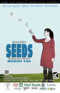 Donna Hoke's SEEDS to Debut with Road Less Traveled Productions, 3/1