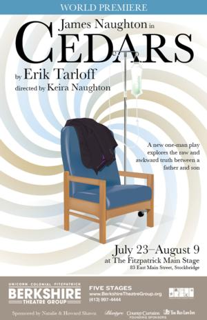 Berkshire Theatre Group Presents the World Premiere of CEDARS at the Fitzpatrick Main Stage, 7/23-8/9