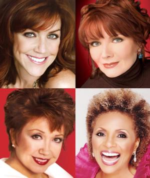 Leslie Uggams, Maureen McGovern, Andrea McArdle and Donna McKechnie to Perform at State Theatre, 4/4