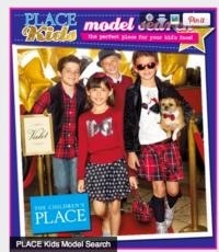 THE CHILDREN'S PLACE Kids Model Search