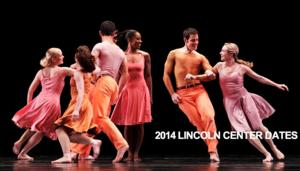 Paul Taylor Dance Co. to Return to Lincoln Center for 60th Anniversary Season, 3/12-30