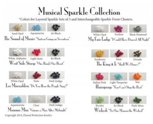 Flawed Perfection Jewelry Unveils Musical Sparkle Line