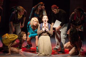 BWW Reviews: CARRIE: THE MUSICAL Captivates and Compels Attention at Beck