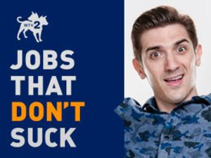 MTV2 to Debut Comedy Series JOBS THAT DON'T SUCK, 4/16