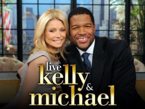 Kelly Ripa and Michael Strahan Stun 'Homeland' Star Mandy Patinkin