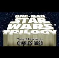 Charles Ross's One Man Star Wars Trilogy Comes to the Marcus Center's Vogel Hall, 11/16-17