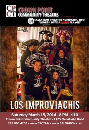 Mariachi Troupe Brings Comedy And Music To Crown Point!