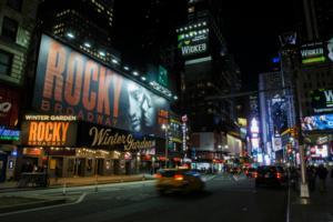 Neben Hamburg jetzt auch am Broadway: ROCKY feiert umjubelte Premiere in New York