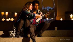 New York Live Arts Welcomes niv Acosta and Tess Dworman, Now thru 2/1