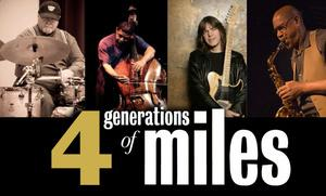Mike Bono, 4 Generations of Miles, Barbara Carroll and More Set for Birdland, 2/3-9