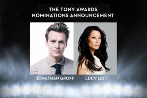 Jonathan Groff, Lucy Liu Announce 2014 Tony Nominations Today