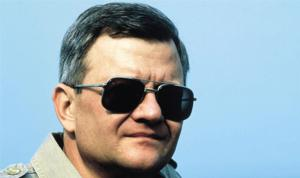 Best-Selling Author Tom Clancy Passes Away at 66