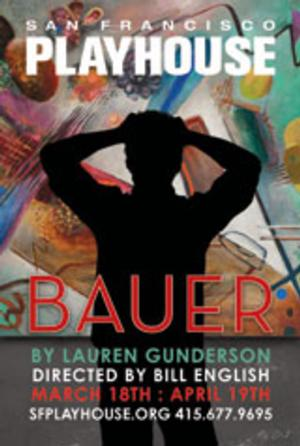Ronald Guttman, Susi Damilano and Stacy Ross Star in San Francisco Playhouse's BAUER, Now thru 4/19