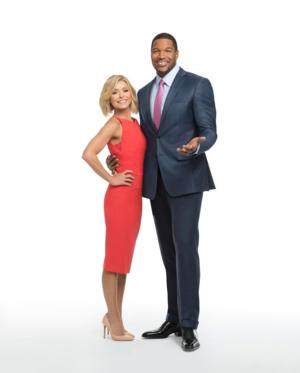LIVE WITH KELLY AND MICHAEL Remains Top Syndicated Talker in Households, Viewers & Women 25-54
