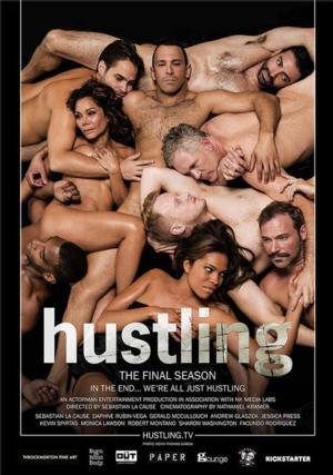 Sebastian La Cause Launches Third Season of Web Drama HUSTLING Today