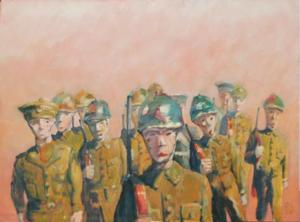 Red Pipe Gallery to Present SOLDIERS IN OUR MIDST