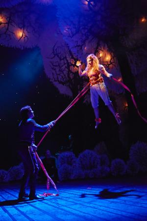 Photo Coverage: THE LIGHT PRINCESS First Peek!