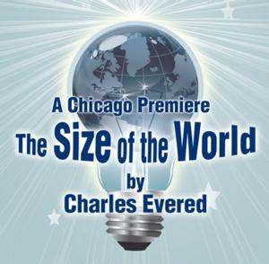 Redtwist Theatre Presents THE SIZE OF THE WORLD, Now thru 9/1