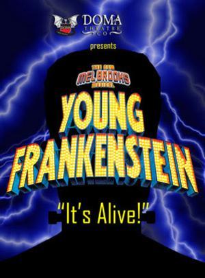 DOMA Theatre Company's YOUNG FRANKENSTEIN to Run 9/26-11/16