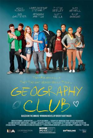 Nikki Blonsky Stars in GEOGRAPHY CLUB, Coming to Theaters 11/15