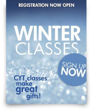 CYT-North Idaho's Winter Theater Arts Classes Kick Off Today