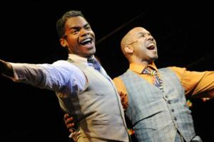BWW Interviews: Max Kumangai Talks about AIN'T MISBEHAVIN' at Bucks County Playhouse