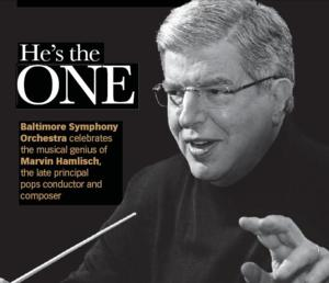 BWW Reviews: Baltimore Symphony's Tribute to Marvin Hamlisch Highlights Strength of His Music and Character
