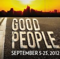 Ensemble Theatre Cincinnati  Presents GOOD PEOPLE, 9/5-23