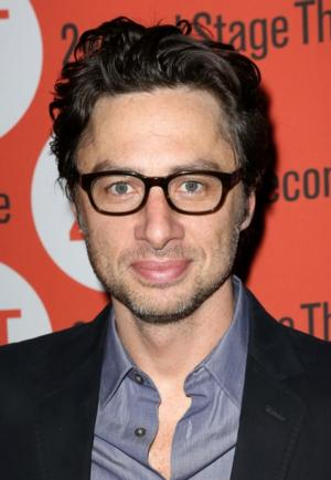 Zach Braff 'Honored and Excited' to Make Broadway Debut in BULLETS OVER BROADWAY