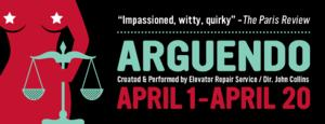 Woolly Mammoth's Season Continues with Elevator Repair Service's ARGUENDO, 4/1-20