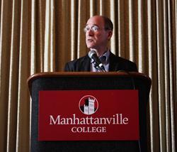 Author of CREATIVE INTELLIGENCE, Bruce Nussbaum Headlined Manhattanville College's INSIGHTS INTO LEADERSHIP Speaker Series