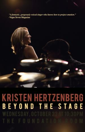 PHANTOM OF THE OPERA'S Kristen Hertzenberg to Play Foundation Room, 10/23