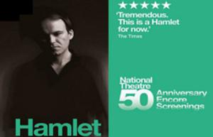 L.A. Theatre Works Screens National Theatre Live Broadcasts of HAMLET and FRANKENSTEIN Today