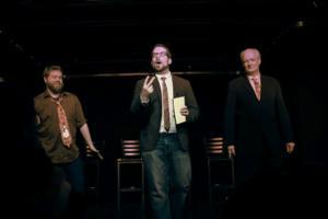 Live Comedy Show BEERPROV Makes US Debut, 4/11