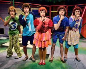 FIVE LITTLE MONKEYS Comes to Olney Theatre Center, 2/8-9