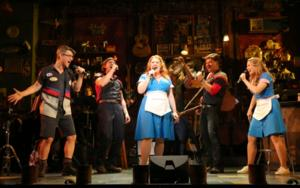 Review Roundup: Encores! Off-Center's PUMP BOYS AND DINETTES