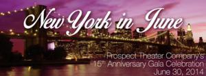 David Pittu Joins Stephen Bogardus, Jenn Gambatese, and Heather MacRae for Prospect's Gala, 6/30