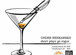 Rising Sun Performance Company to Launch UNDER REHEARSED Play Reading Series, 3/18