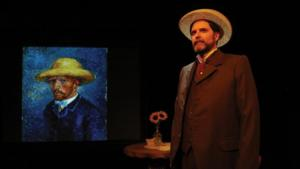 Leonard Nimoy's VINCENT Comes to Vermont Festival of the Arts, Now thru 8/31