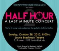 Understudies from BRING IT ON, ONCE and WICKED Get Challenged in 'Half Hour 2' Concert Tonight, 10/28